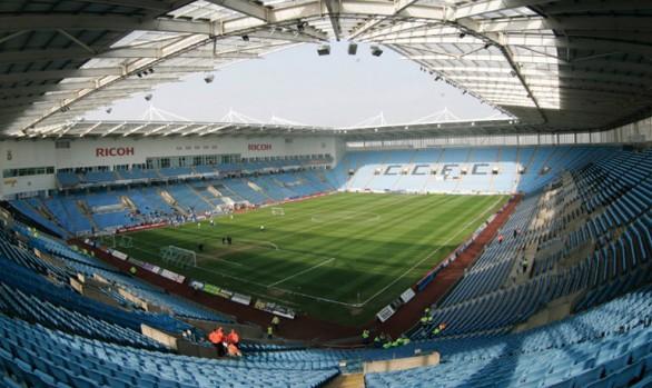 Coventry Arena - United Kingdom