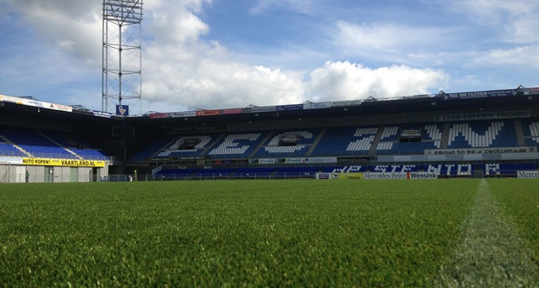 Promoted football club PEC Zwolle opts for a GreenFields ...