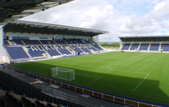 Falkirk F.C. - Scottish Professional League