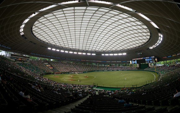 Seibu Dome - Pacific League Japan