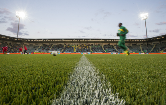 ADO pitch installed in record time