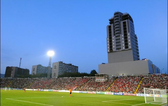 Zvezda Stadium - Russian Premier League