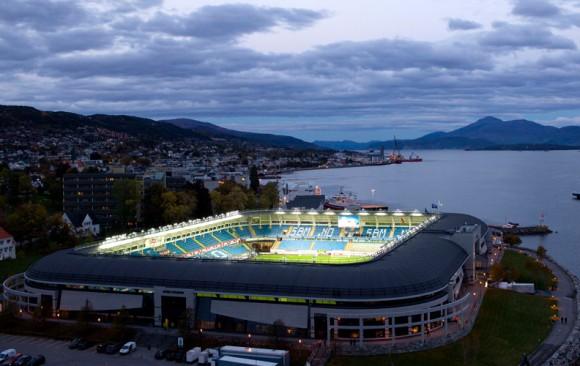 Aker Stadium - Norway