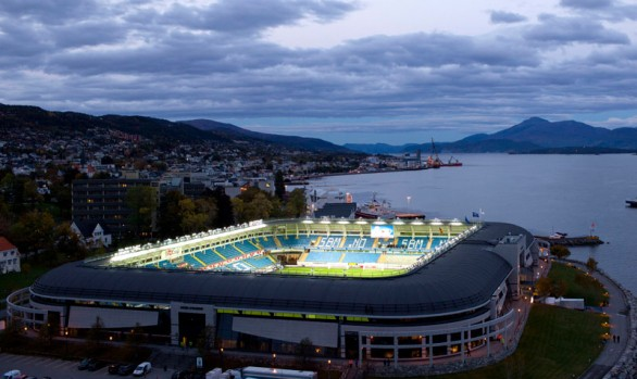 Aker Stadium - Norway