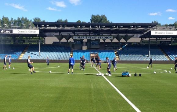 Marienlyst Stadium
