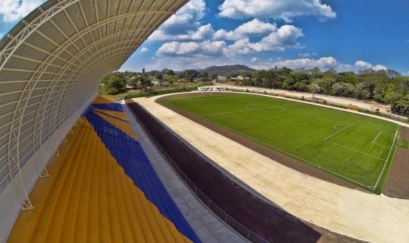 Barberena Stadium, Guatemala