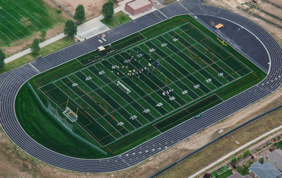 Rock Canyon HS - CO, USA