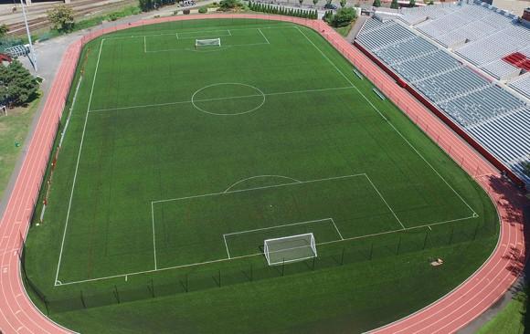 New GreenFields MX Turf @ Boston University