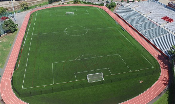 New GreenFields MX Turf @ Boston University