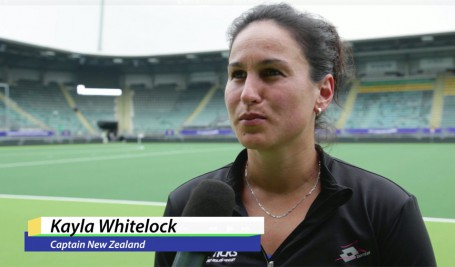 Kayla Whitelock
