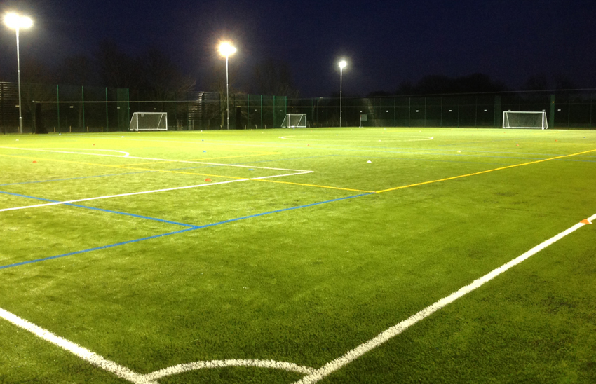 Ponteland Middle School Delighted With New Football Pitch